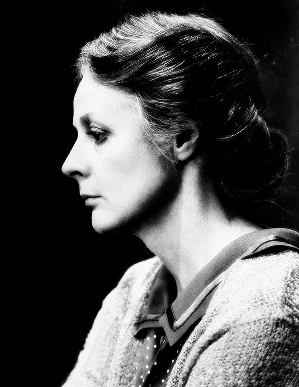 Maggie Smith as Virginia Woolf, Stratford Festival (1980)
